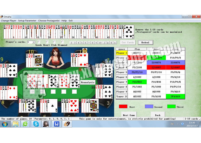 New Computer Poker Cheat System To See All Cards And Ranks Of Players In Screen