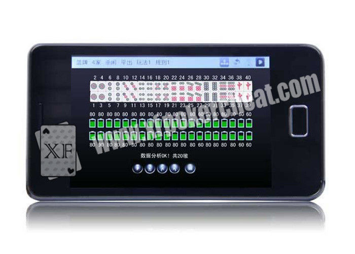 Samsung S6 poker Cheating Devices With Built In Camera To Scan Marked Majhong Dominos