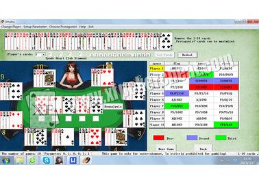 Software de análisis del póker