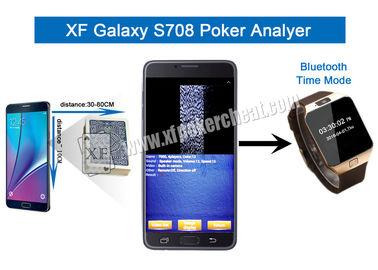 El analizador de la tarjeta de rey S708 english Version Poker de PK para Tejas los sostiene juego/juego indio