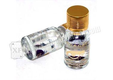 La magia apoya las lentes de contacto luminosas de la tinta del filtro de la luz UV para las tarjetas marcadas